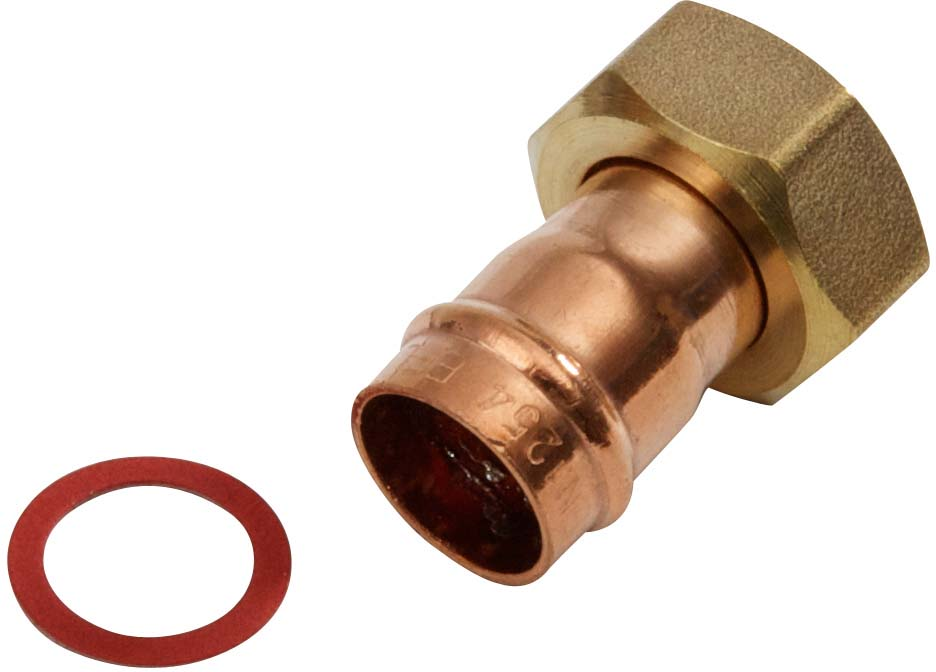 Oracstar Sldr Tap Connector - 15 x 1/2F