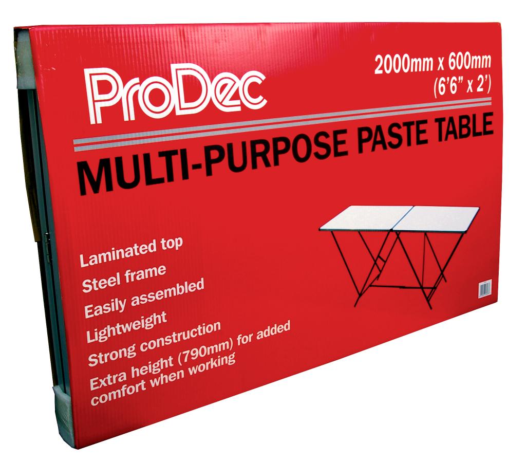 Rodo Folding Paste Table