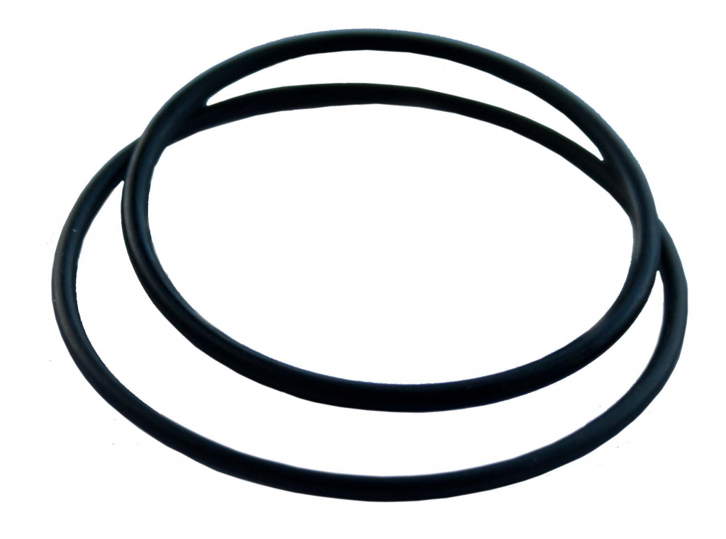 "Oracstar 'O' Rings for Metal Plugs - 1 x 1 1/2"", 1 x 1 3/4"" (Pack 2)"