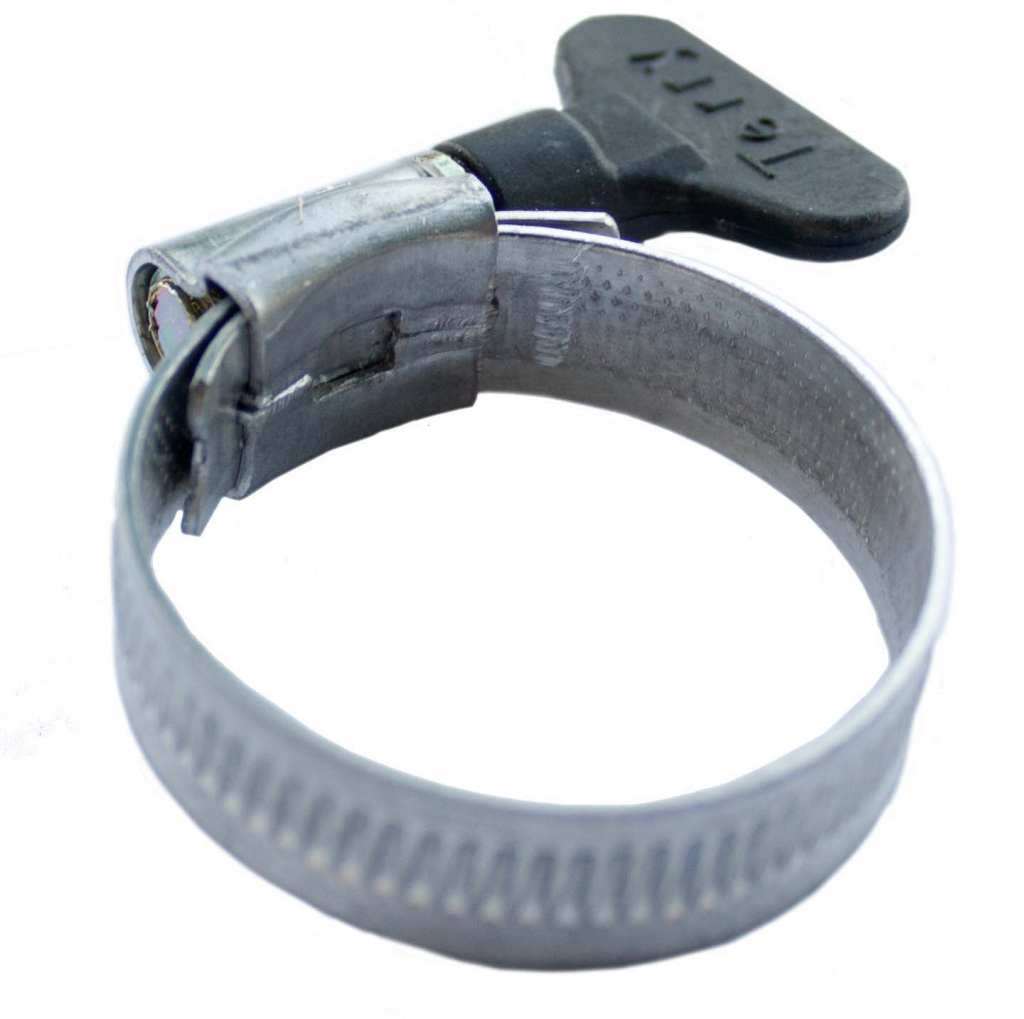 Oracstar Pre Packed Hose Clips - (OX) Thumb Plate 18mm-25mm