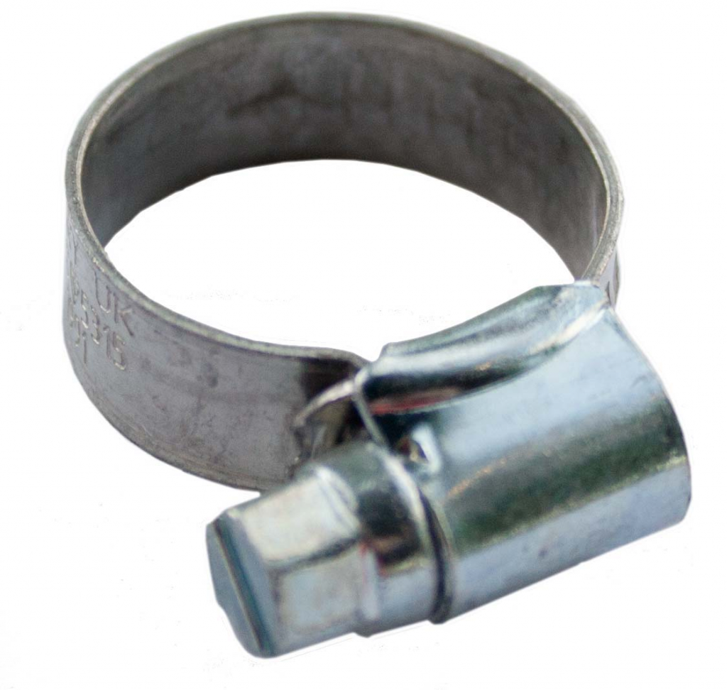 Oracstar Pre Packed Hose Clips - (1) 25mm-35mm
