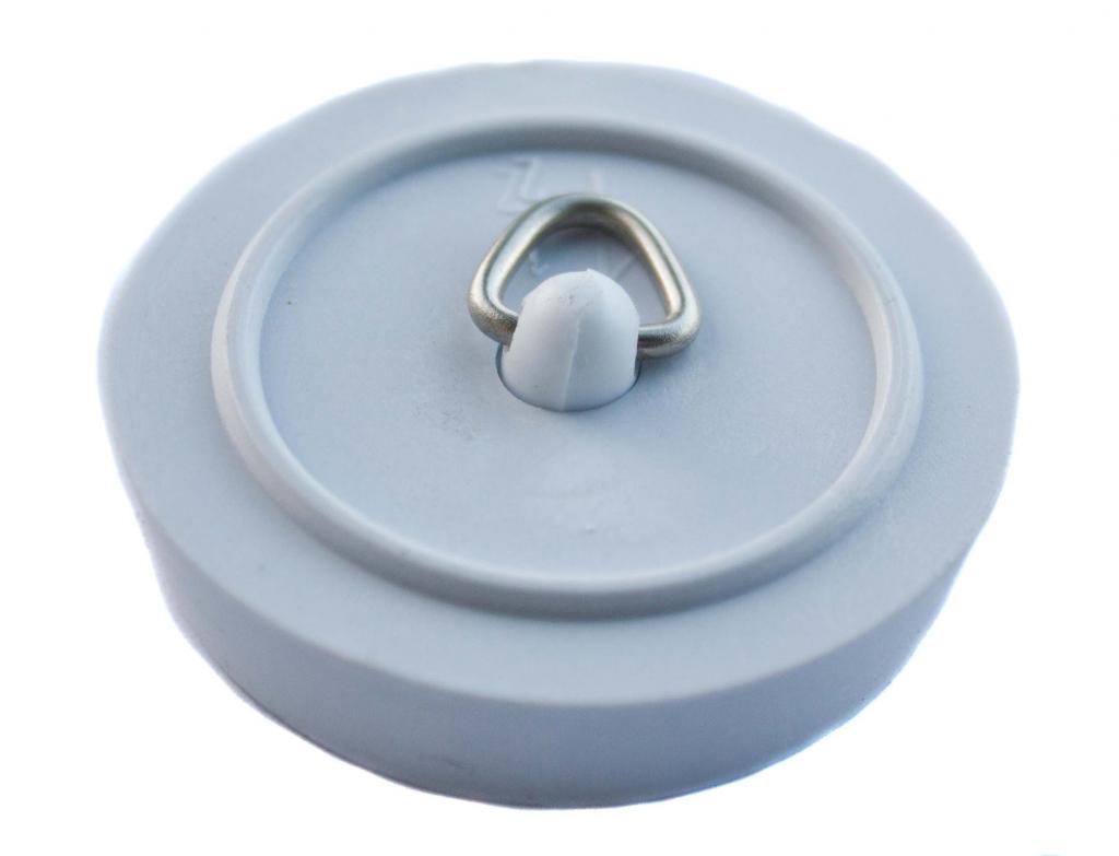 """Oracstar Plug Sink/Bath - White - 1 3/4"""""""