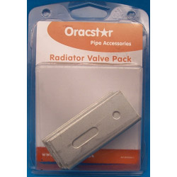 Oracstar Radiator Bracket - Pack 4