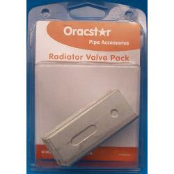 Oracstar Radiator Bracket - Pack 4