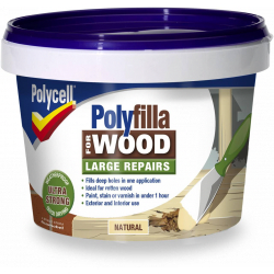 Polycell Polyfilla Wood Large Repair