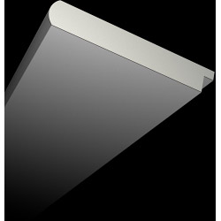 Cheshire Mouldings Primed MDF Window Board - 25 x 219 x 1.5m