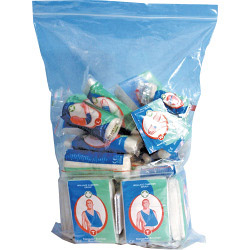 Astroplast Refill Bag First Aid Pack R42 - 100 x 140 x 5mm