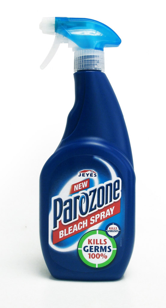Parozone Bleach Spray - 750ml
