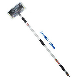 KENT Extra Long Professional Telescopic Brush
