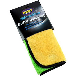 KENT Microfibre Buffing Towel