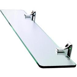 Croydex Sutton Glass Shelf - 50 x 500 x 115mm
