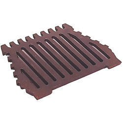 "Percy Doughty Queenstar Grate - 16"" (Flat)"