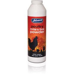 Johnsons Vet Poultry Mite & Lice Powder - 250g