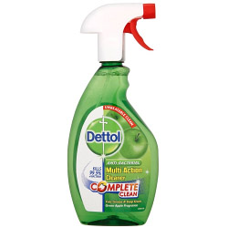 Dettol Multi Action Cleaner Green Apple