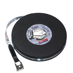 RST Surveyors Fibreglass Tape Measure - 20m (66')