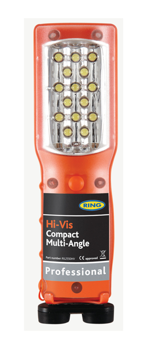 Rvp477 Hi-Vis Compact Multi Position LED Inspection Lamp