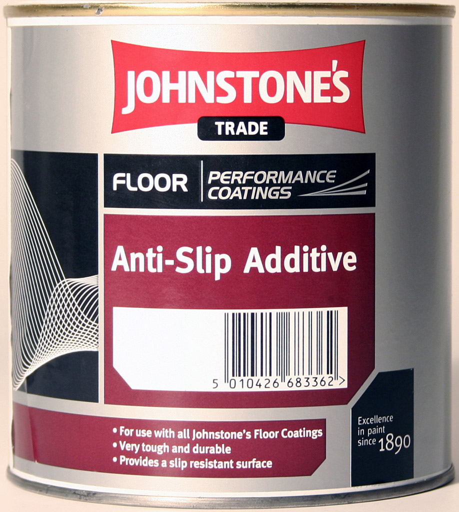 Johnstone's Trade Anti Slip Additive - 1L