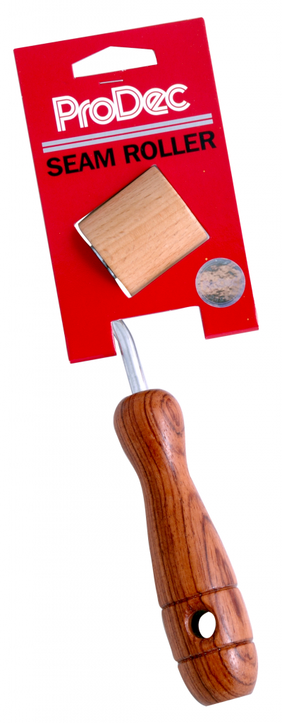 ProDec Seam Roller With Rose Wood Handle