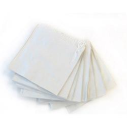 Unbranded Sulphite Flat Bag - Strung - 127 x 127mm
