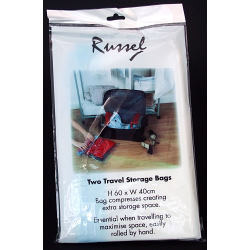 H & L Russel Travel Roll Storage - Set of 2