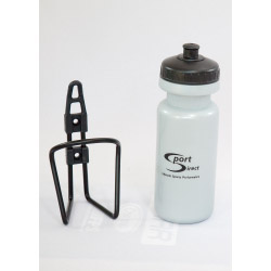Sport Direct PlasticBottle/Alloy Cage - 600ml
