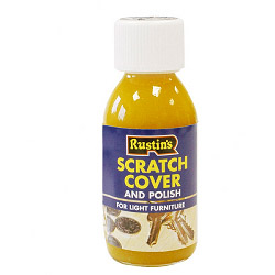 Rustins Scratch Cover 125ml - Light