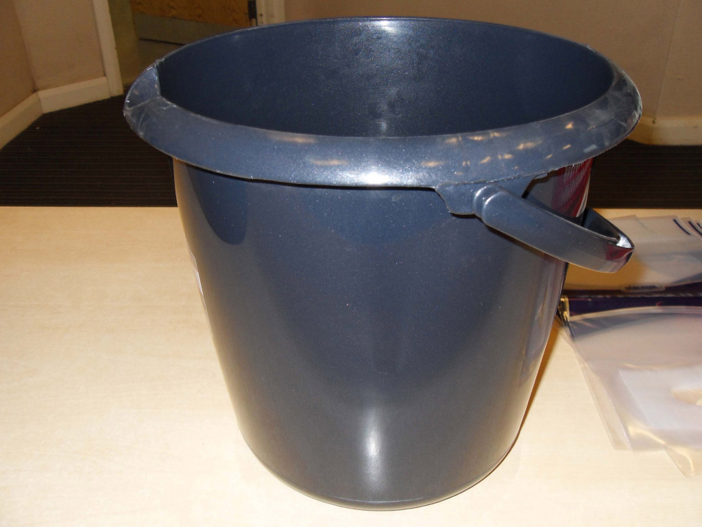 TML Bucket - 13L Graphite