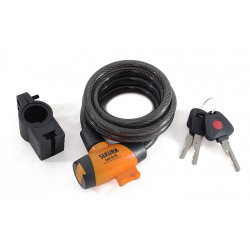 Sport Direct Cable Lock - Black