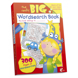 Chiltern Wove Wordsearch Book