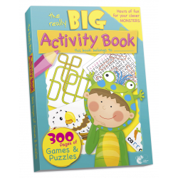 Chiltern Wove Activity Book