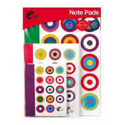 Chiltern Wove Note Books Triple Pack