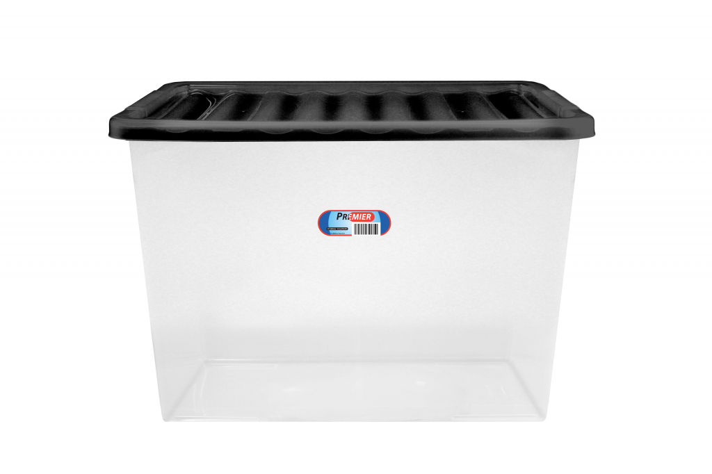Premier Box with Lid - 80L