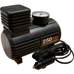 Streetwize Air Compressor - 12V 250 PSI