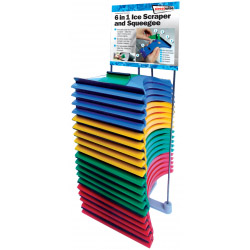Streetwize Squeegee/Scraper Display Stand