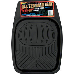 Streetwize All Terrain Mat - Single - Black