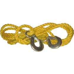 Streetwize Tow Rope - Yellow