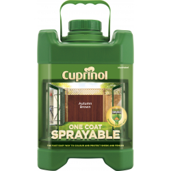 Cuprinol Sprayable Fence Treatment 5L