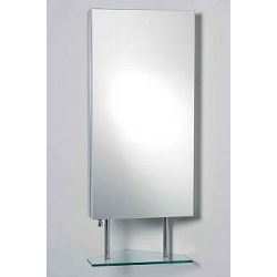 SP Maclaine Corner Mirrored Cabinet 300mm