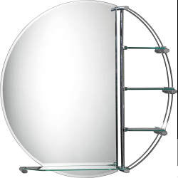SP Bergman 800mm Mirror & Shelves