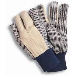 Town & Country Essentials - Canvas Grip Gloves - Men's Size - L