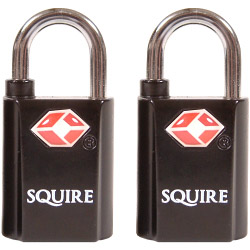 Squire Travel Sentry Locks