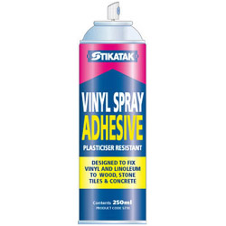 Stikatak Vinyl Spray Adhesive