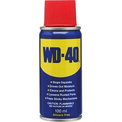 WD-40 Aerosol Can