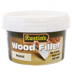 Rustins Wood Filler 500g - Natural