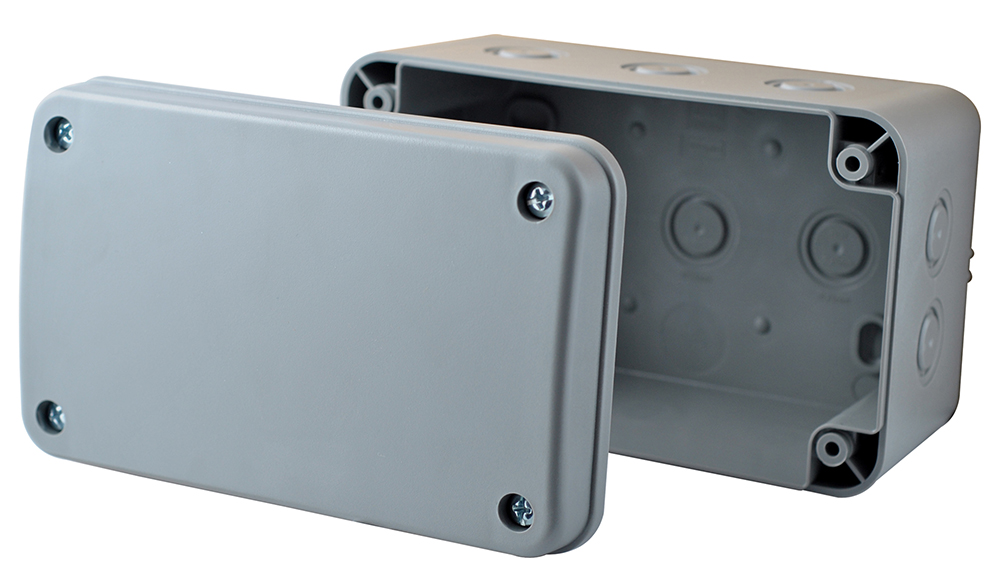 BG Weatherproof IP55 Enclosure - 180 x 110 x 100mm