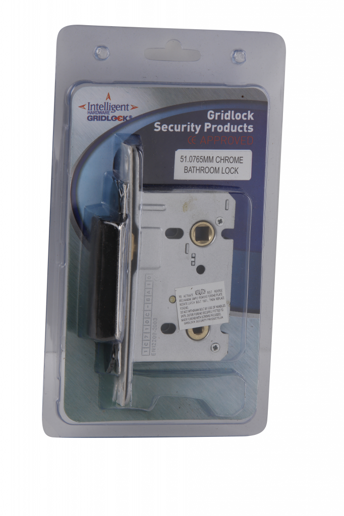 Intelligent 3 Lever Mortice Sashlock - 65mm