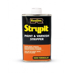 Rustins Strypit Paint and Varnish Stripper 250ml