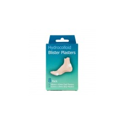 CMS Medical Blister Plasters - Pack 8