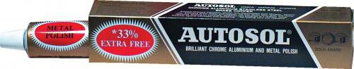 Granville Autosol Paste - 100g Tube