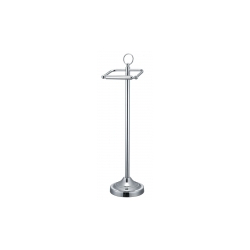 Blue Canyon Classic Toilet Roll Holder - Chrome